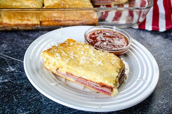 Hoagie Bake Recipe