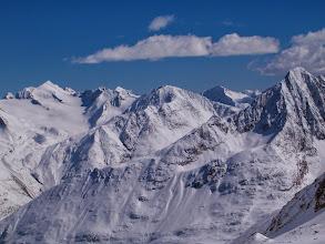 Photo: Oetztalske Alpy z vrcholu