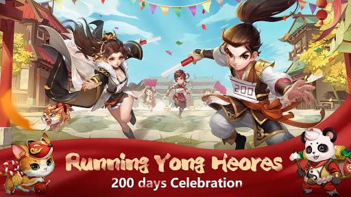 Yong Heroes screenshot 1