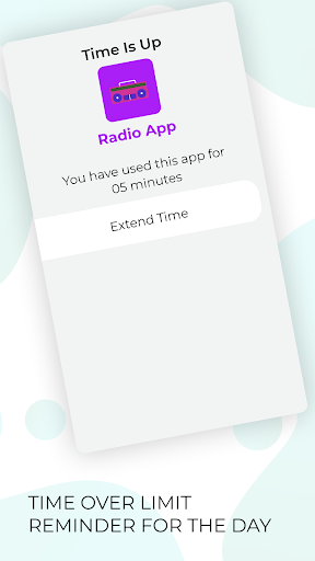 Screen Time Control screenshot 4