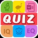 Quiz Mania: Guess Logos & Pics