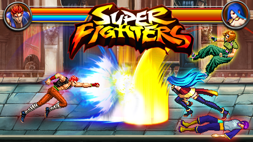 King of Fighting: Super Fighters screenshots 2