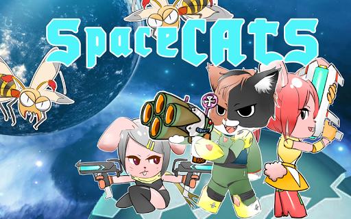SpaceCats 星際喵仔