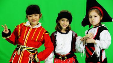 Fotografía Kids In Black - Un Dia de Cine - undiadecine.com