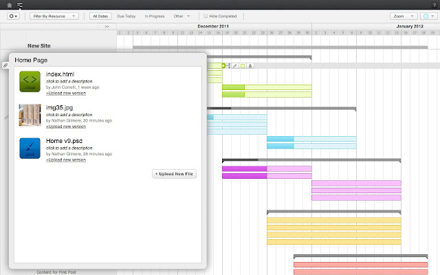Teamgantt Project Management - Chrome Web Store