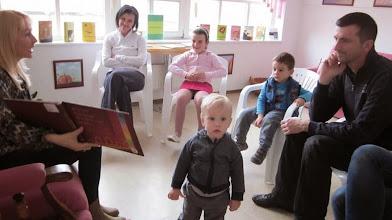 Photo: Pravljični večer v Splošni knjižnici Ljutomer.  http://www.prlekija-on.net/galerija/3830/noc-knjige-v-ljutomeru/127904/noc-knjige-v-ljutomeru.html