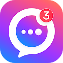 Pro Messenger - Free Text, Voice & Video Chat icon