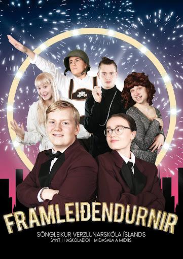 Framleiðendurnir - Söngleikur Verzló 2018 preview