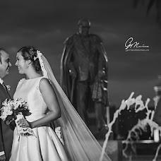 Wedding photographer German Muñoz (GMunoz). Photo of 13.10.2017