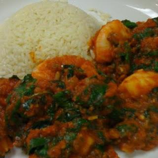 Kontomire Stew (Ghana)