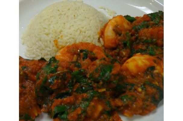 Kontomire Stew (Ghana) Recipe