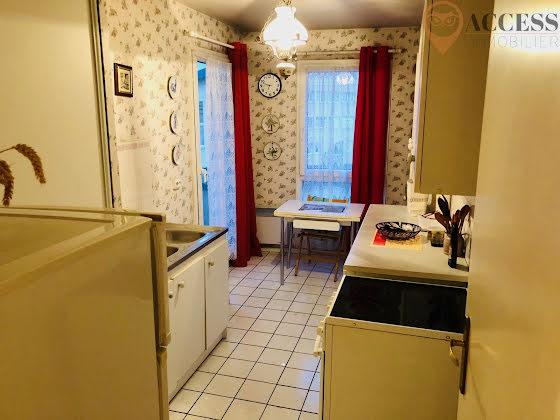 Vente appartement 3 pièces 65,44 m2