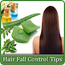 Hair Fall Control Tips Hindi v 1.0 app icon