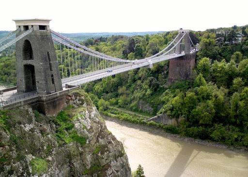 Suspension Bridges Wallpapers