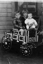 Photo: Franks Children Harold, Melba, and Eulon Ray (Bud) c1928