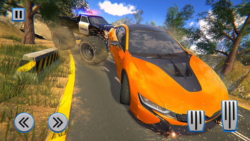 Police Truck Gangster Car Chase screenshots apkspray 4