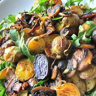 Truffles Mushrooms Recipes