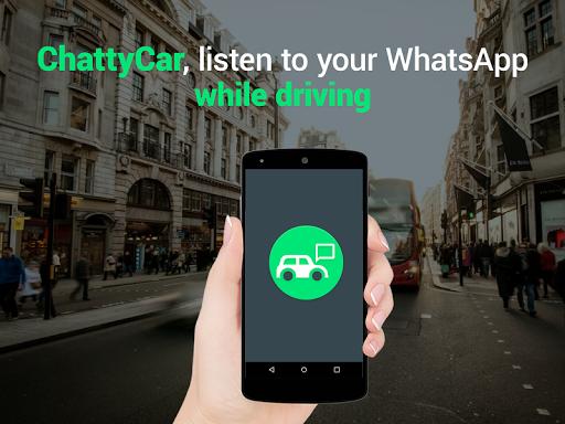 ChattyCar. Reader for WhatsApp 1.2.8 - beta screenshots 1