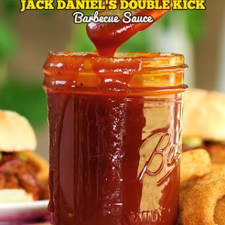 Jack Daniels Double Kick Barbecue Sauce.
