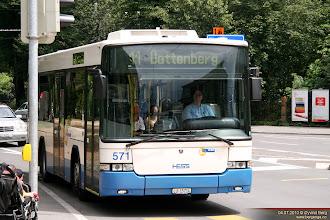 Photo: VBL 571: LU 15714 i Obergrundstrasse, Luzern, 04.07.2010.