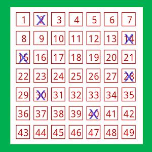 Lotto Tipp Generator