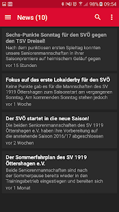 SV 1919 Öttershagen e.V.- screenshot thumbnail