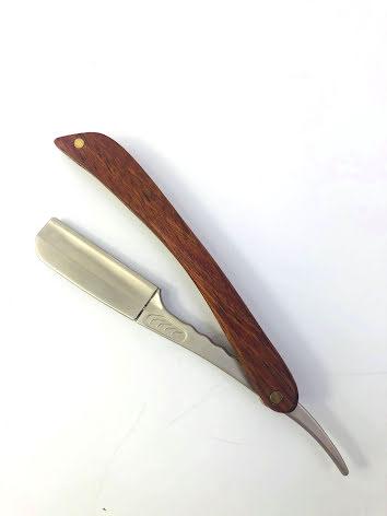L-S razor wood light brown