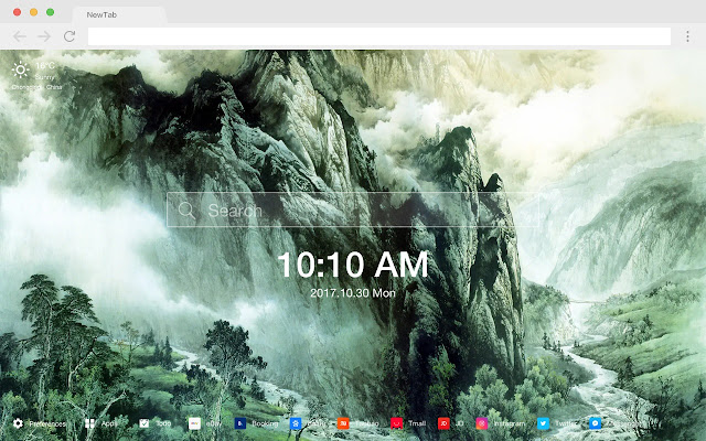 Drawing New Tab Page Top Wallpapers Themes