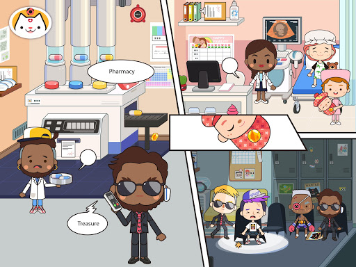 Miga Town: My Hospital 1.5 Screenshots 9