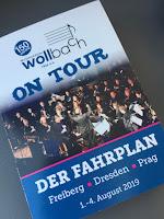 Konzertreise Freiberg-Dresden-Prag