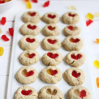Gummy Bear Cookies.