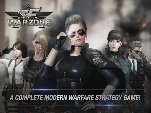 CrossFire: Warzone apkbreak screenshots 1
