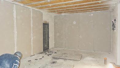 Photo: buitenmuur isolatie slaapkamers
