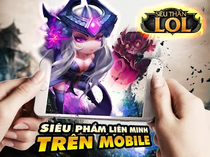 Hack Game Sieu Than Lol CHo ANdroid