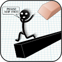 Running Stickman - Minigame icon