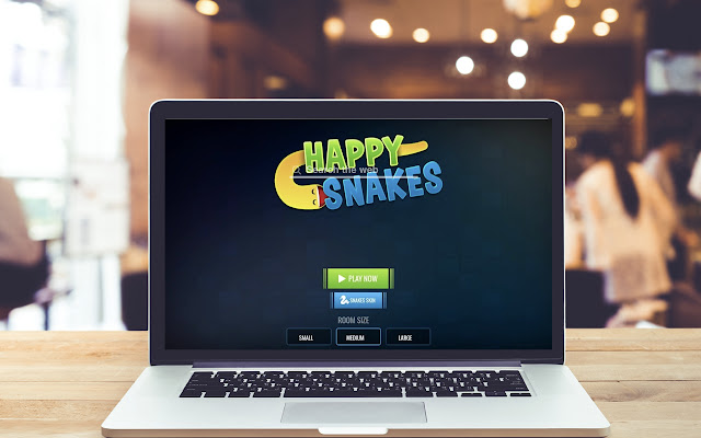 Happy Snakes HD Wallpapers Game Theme