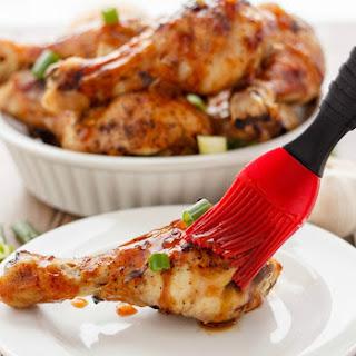 Honey Garlic Chicken Drumsticks.