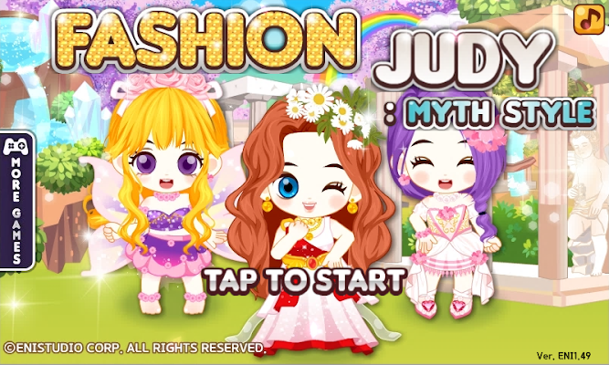 Fashion Judy: Myth Style - screenshot