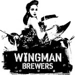 Logo of Wingman Brewers Blueberry Weisse
