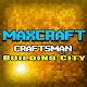 Download 3D MaxCraft Craftsman Building City For PC Windows and Mac