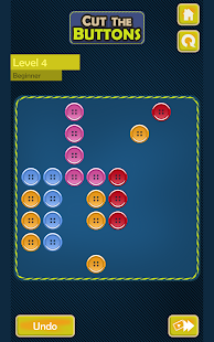 Cut The Buttons 2 Logic Puzzle Screenshot