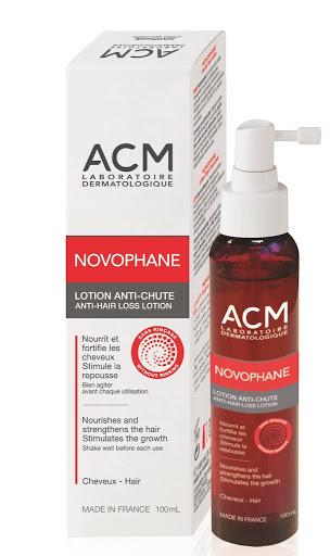 locion capilar novophane anticaida spray 100ml