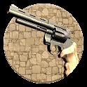 Revolver. Russian Roulette