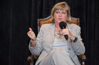 Photo: Sherron Watkins, Enron Whistleblower