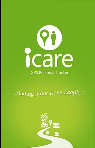 iCare - Advanced GPS Tracker