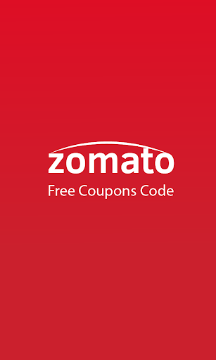Free Coupon Codes for Zomato - Food Ordering for PC