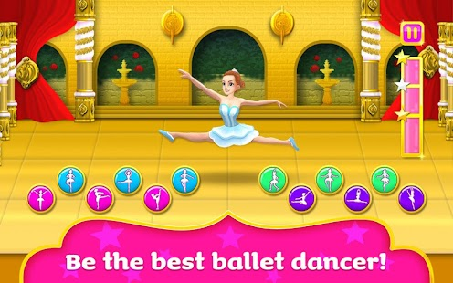 Ballet Dancer- screenshot thumbnail