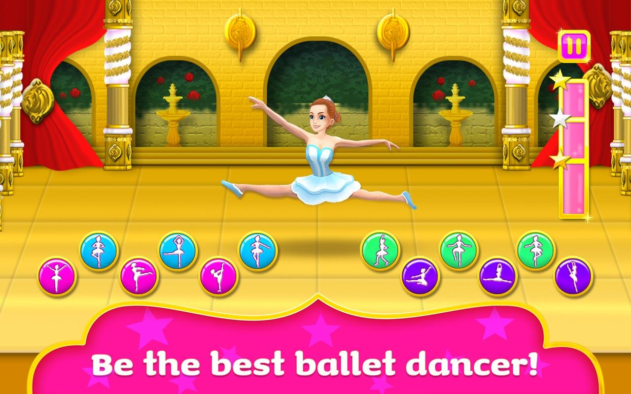 Ballet Dancer- screenshot