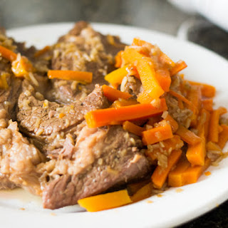 Instant Pot Roast Beef Dinner Recipe