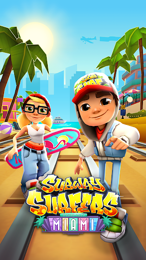 Subway Surfers 1.105.0 APK MOD screenshots 1